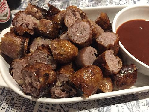 Cublington Hot & Spicy Sausages