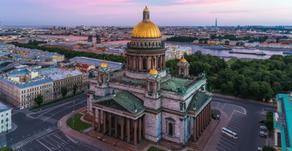Выбираем локации для фото в Санкт-Петербурге.