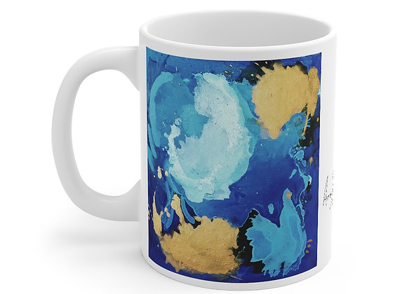 Summers Night Mug 11oz