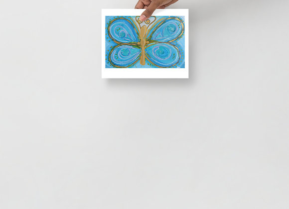 Digital File: Sunshine Butterfly