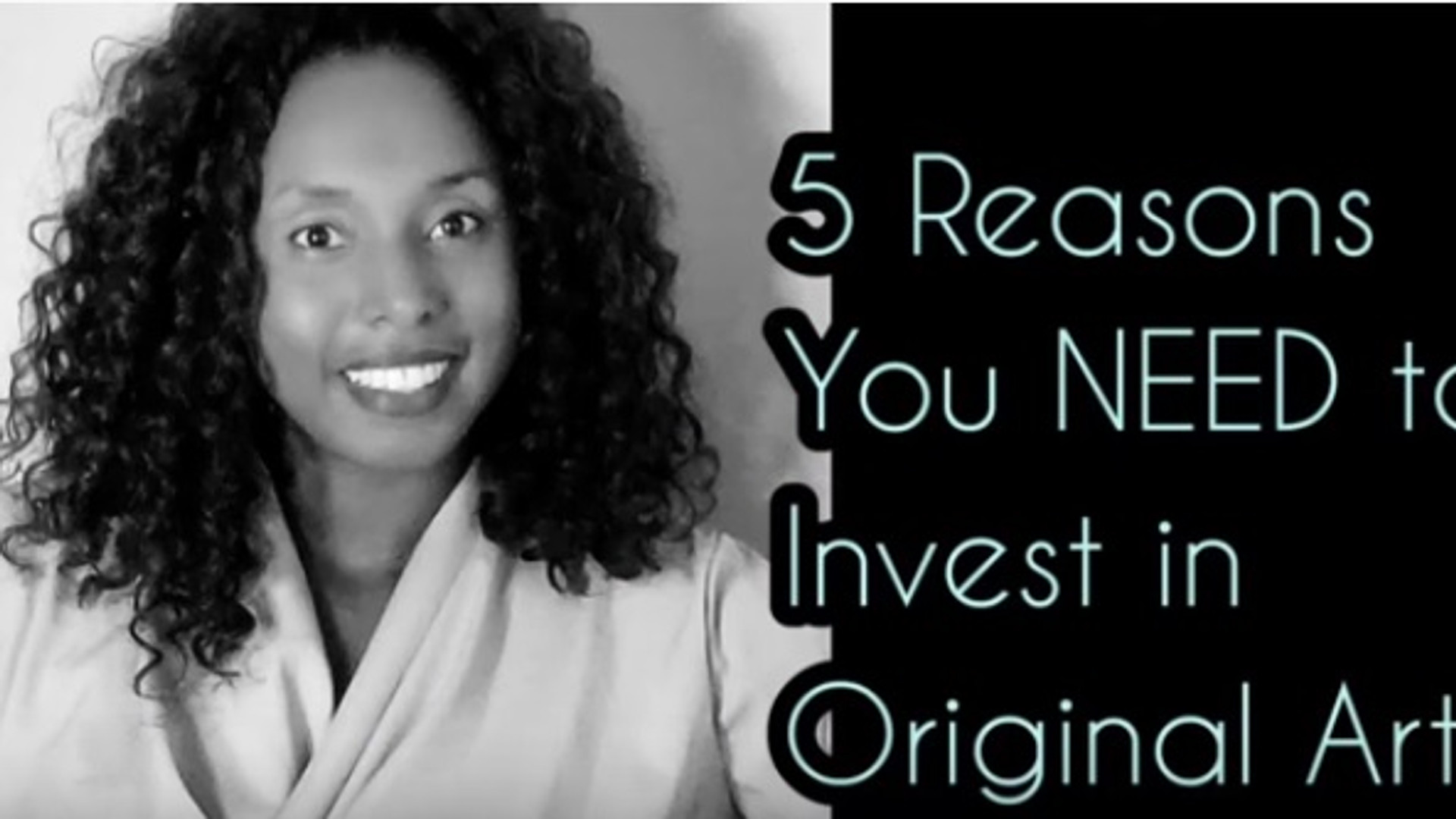 5 Reasons Why You Should Invest in Original Art