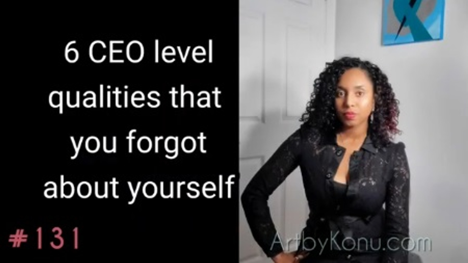 6 CEO Level qualities you forgot about yourself