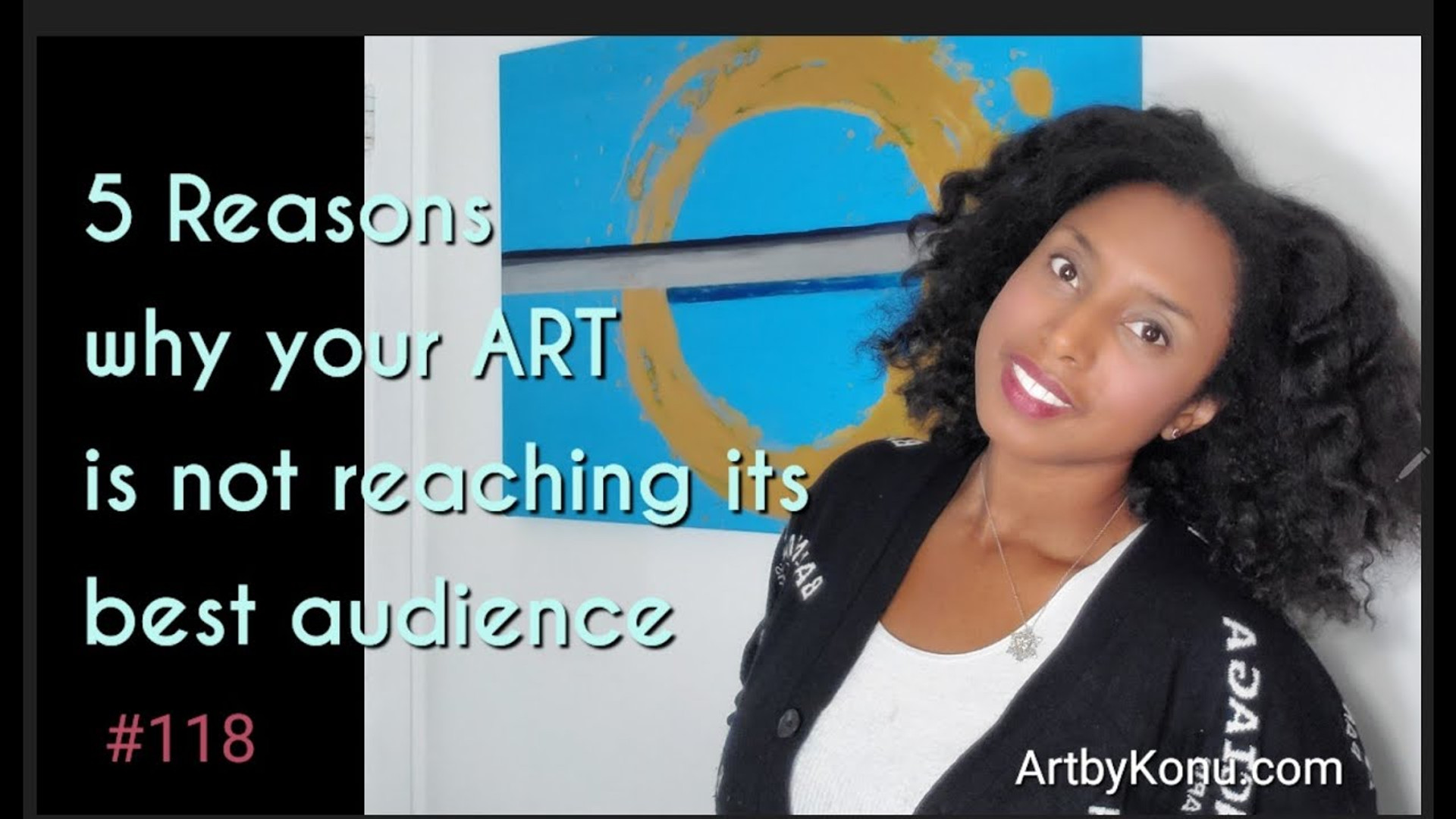 5 Reasons why your ART is not reaching its best audience