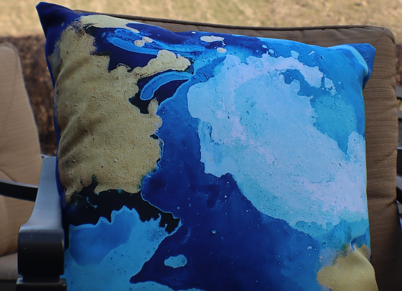 Summer's Night Premium Pillow