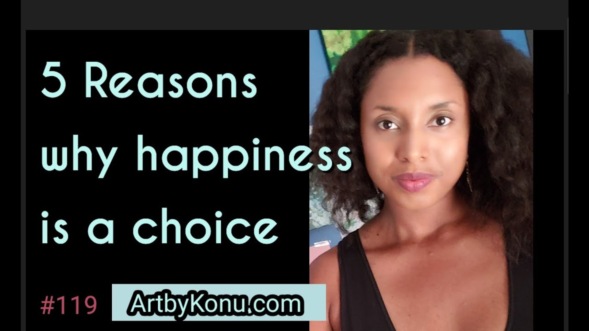 5 Reasons wht happiness is a choice