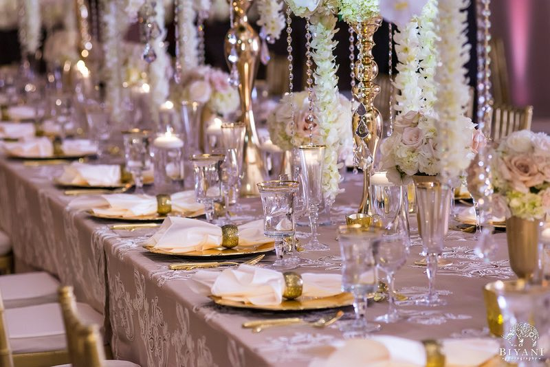 Gorgeous Table Top Decor