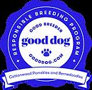 good dog badge
