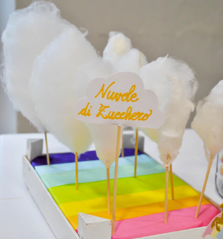 Zucchero filato!