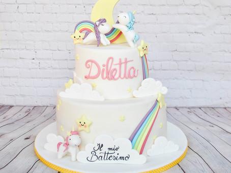 Il battesimo di Diletta