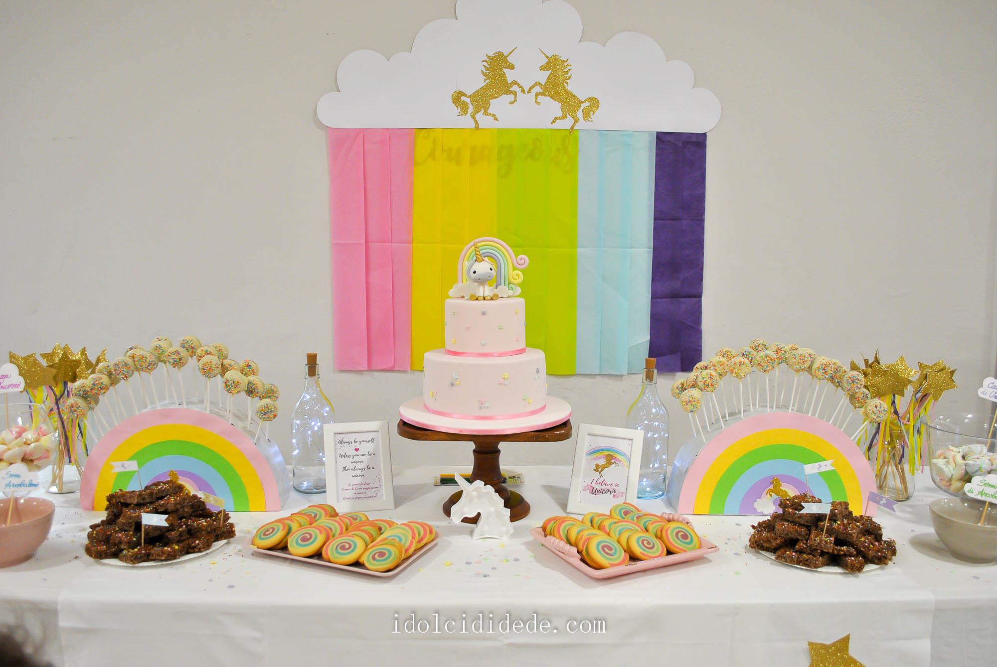 la torta protagonista
