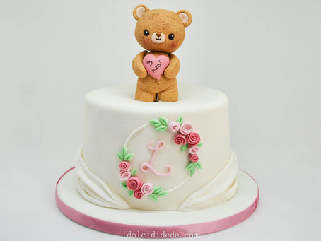 Sweet teddy bear ... un dolce orsetto