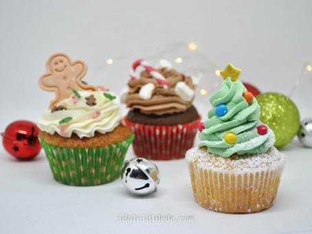 Cupcakes di Natale!