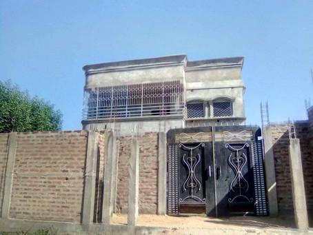 El Colegio de la Fundación Ramón Grosso en Chad
