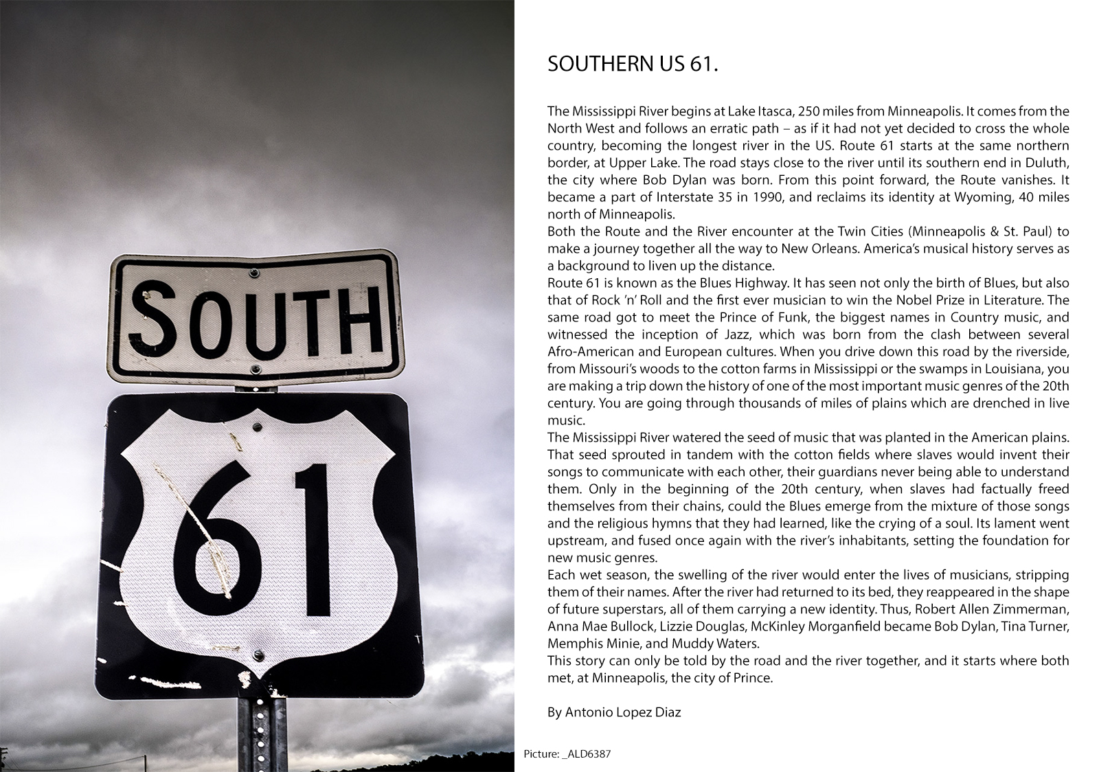 Highway 61| US music history