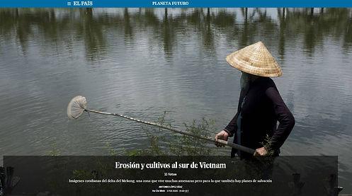 Mekong Delta Erosion