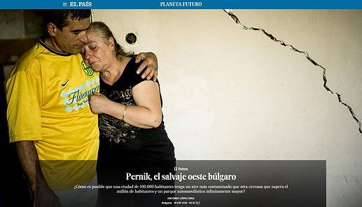 Pernik, el salvaje oeste búlgaro . Planeta Futuro, El País