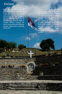 Serbian enclaves in Kosovo