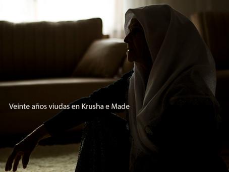 Veinte años viudas en Krusha e Madhe