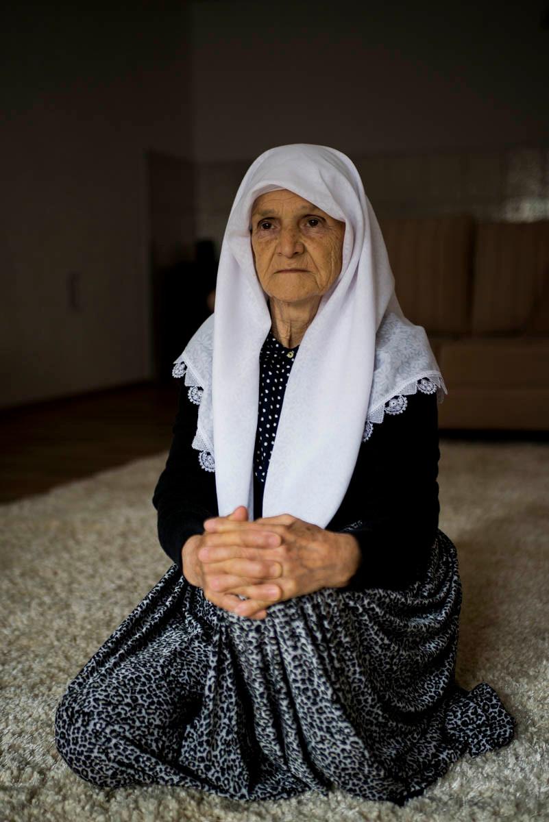 Elfete Nalli. Veinte años viudas en Krusha e Madhe