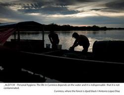 Cuninico | Oil spill | Amazon | Marañon river