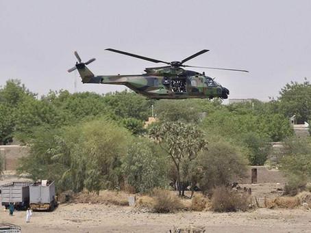 Geopolítica en Chad