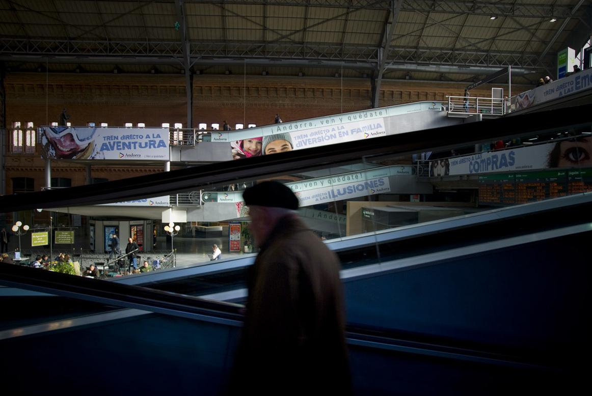 Estación de Atocha - Madrid - Spain