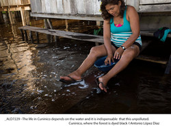 Cuninico | Oil spill | Amazon