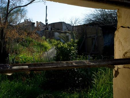 Nicosia, la ciudad herida
