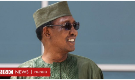 La muerte de Déby abre un  camino de incertidumbre en Chad.