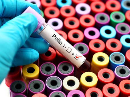 África terminó con la polio un poco más tarde.