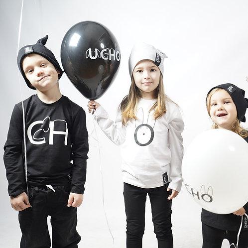 UCho. detské tričko s dlhým rukávom