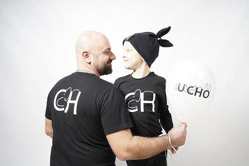 UCho. tričko s krátkym rukávom pánske