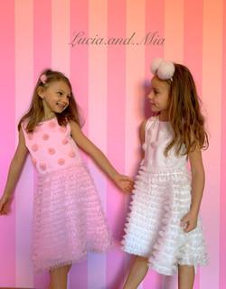Lucia and Mia