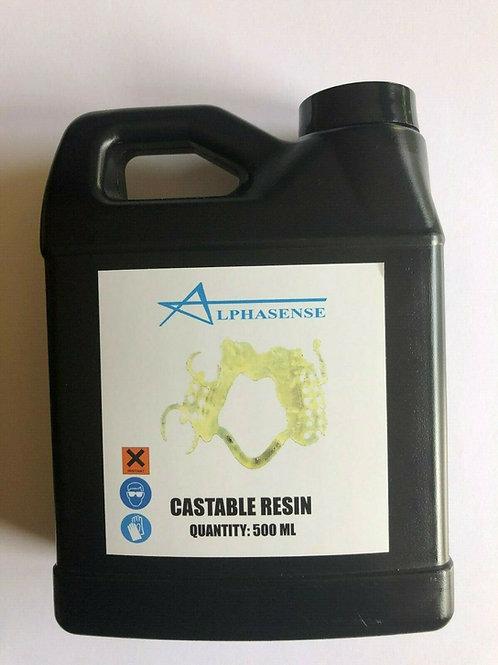 Dental Castable Resin