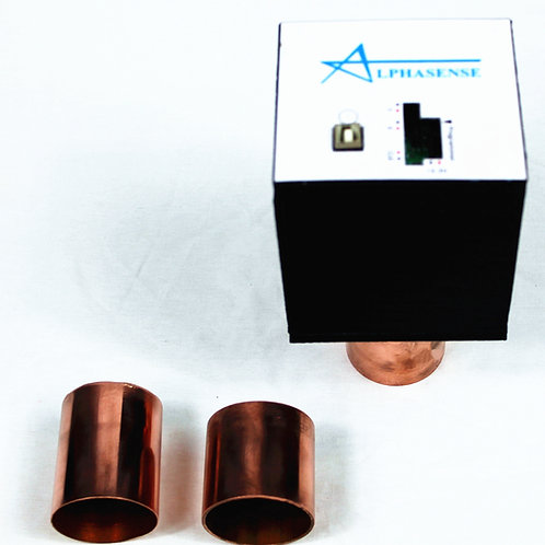 Microwave Cavity Resonance Perturbation Sensor