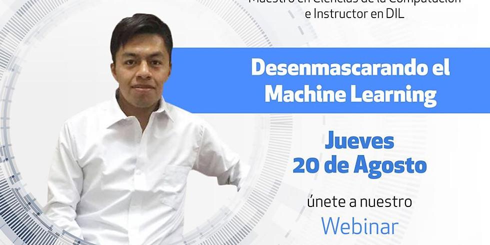 Desenmascarando el Machine Learning