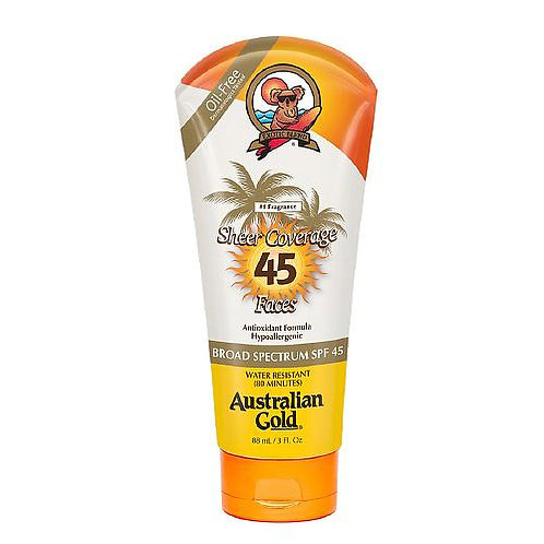 SPF 45 Face Lotion