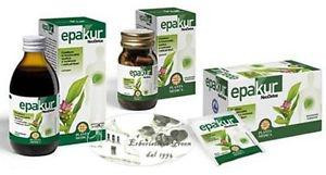 Limpieza de hígado: Epakur
