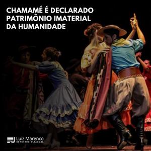 Unesco reconhece o Chamamé como Patrimônio Imaterial da Humanidade
