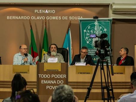 Comissão Especial realizou Audiência Pública em Pelotas sobre música e cultura