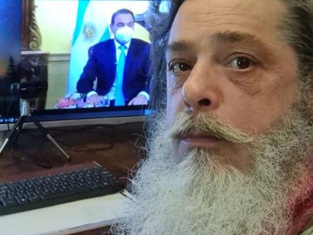 Luiz Marenco na defesa do Chamamé junto à Unesco