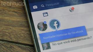 Facebook Stories chega ao Brasil