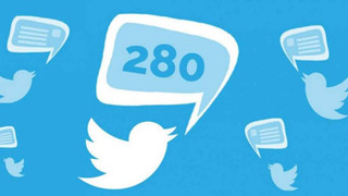 Twitter testa dobrar o número de caracteres permitidos