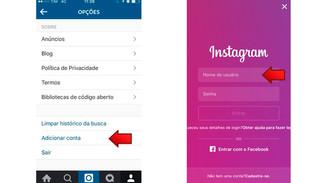 Instagram: como usar várias contas ao mesmo tempo