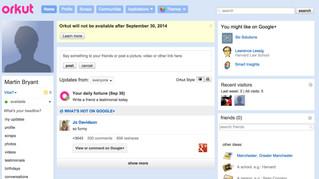 Veja o passo-a-passo para salvar seus dados no Orkut. O prazo termina sexta-feira
