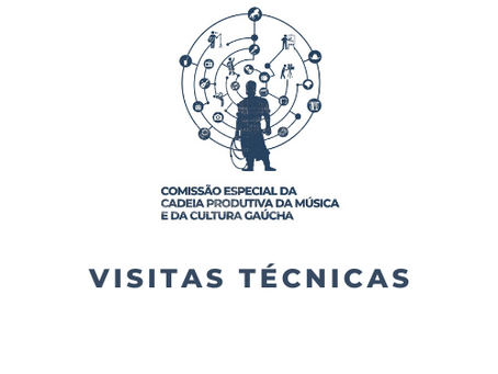 Principais apontamentos das visitas técnicas