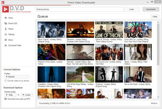 Software gratuito permite baixar vídeos e áudios do YouTube