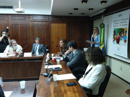 Deputado Luiz Marenco é titular de duas comissões parlamentares