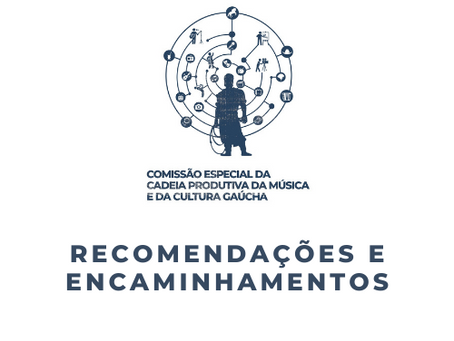 Recomendações e encaminhamentos da Comissão Especial
