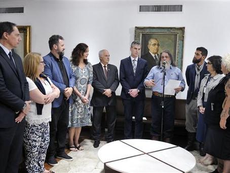 Luiz Marenco presidirá Comissão Especial sobre a música e cultura gaúchas